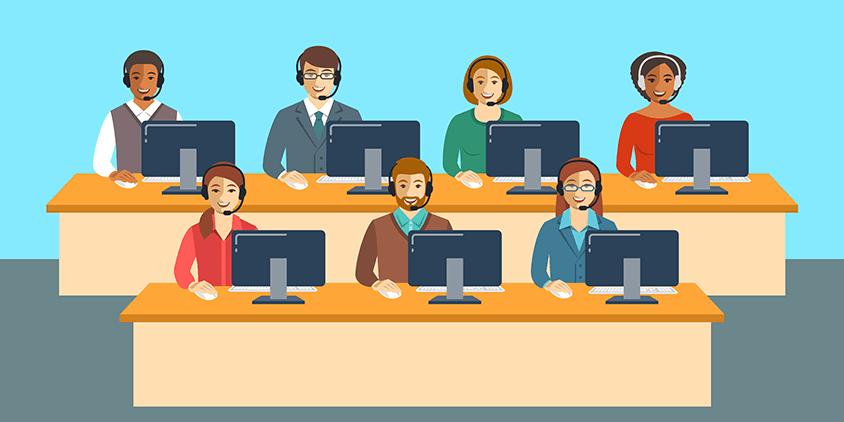 Comment faire appel à un service client