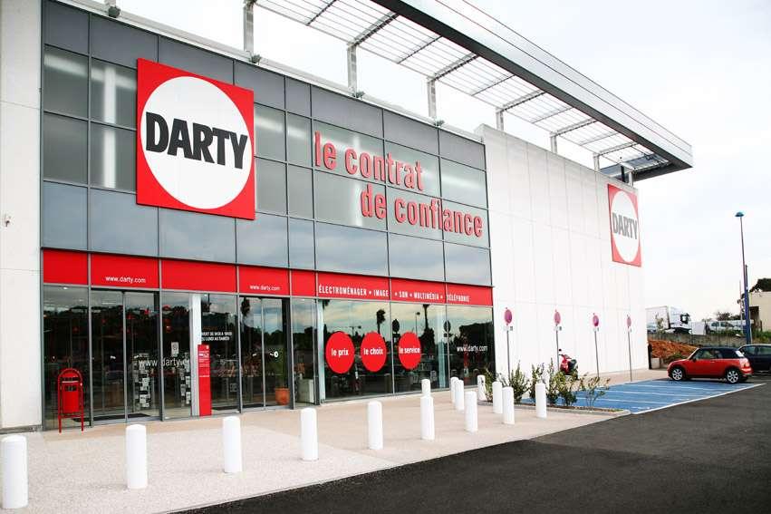Trouver un service client darty