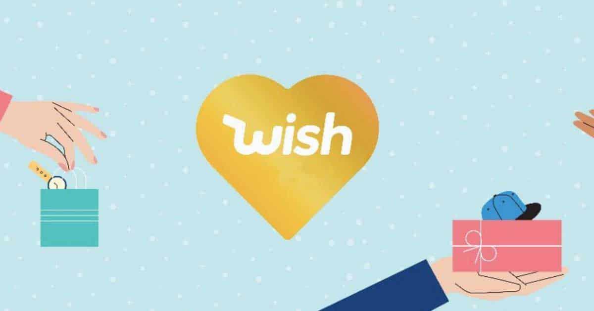 contacter Wish