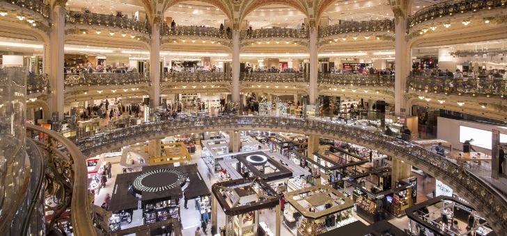Contacter galeries lafayette