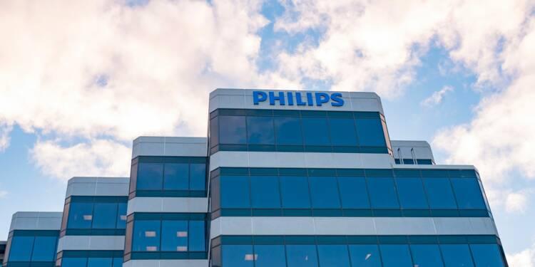 contacter philips