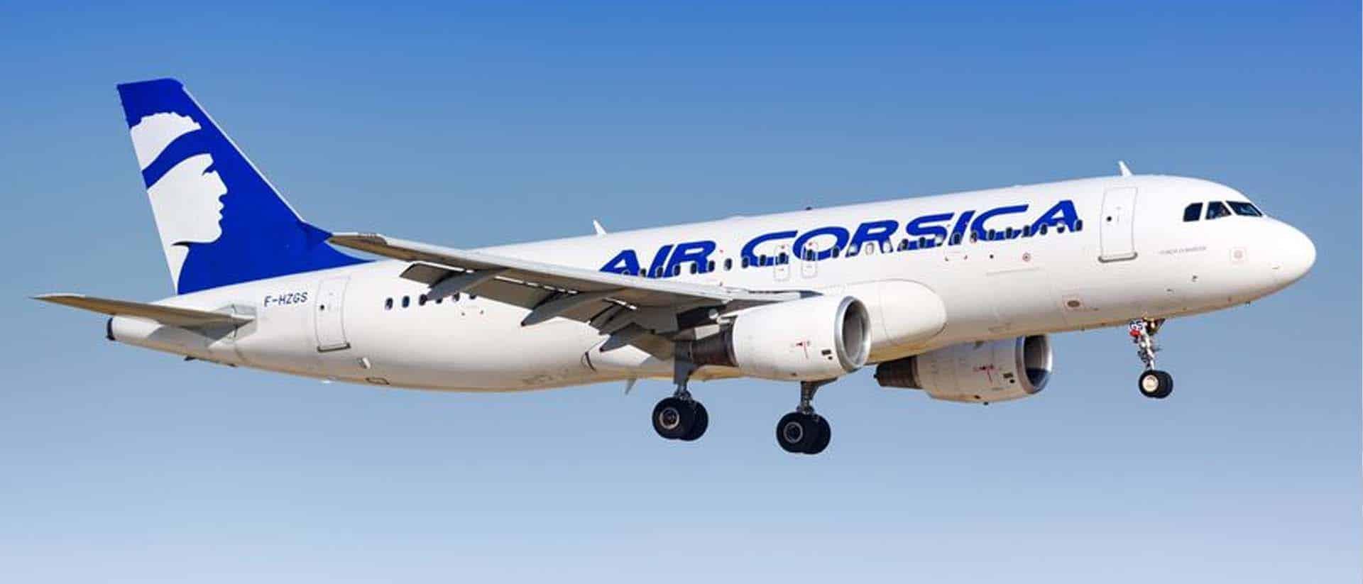 numéro service client air corsica