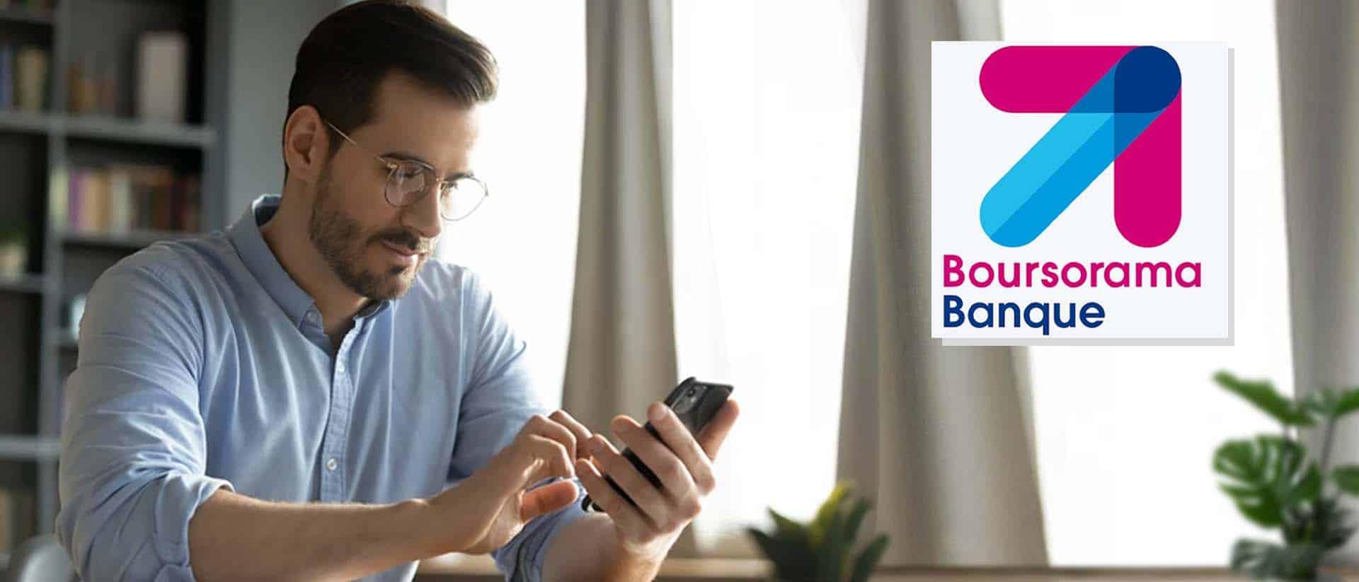 contacter service client boursorama banque